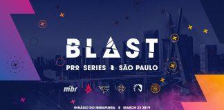 BLAST Pro Sao Paulo