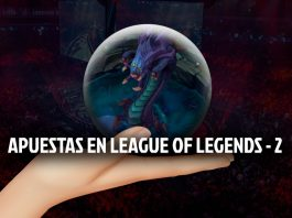 Introducción a las apuestas de eSports: League Of Legends - 2