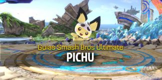 Pichu Smash Bros Ultimate