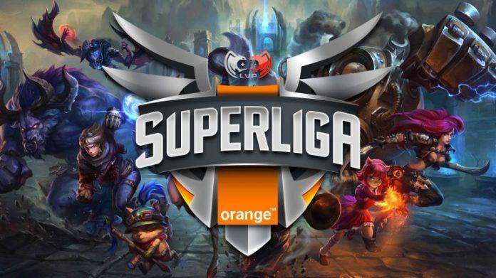 Superliga Orange LoL