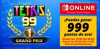 TETRIS ® 99 Grand Prix