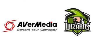 AVerMedia, nuevo patrocinador principal de Wizards Esports Club
