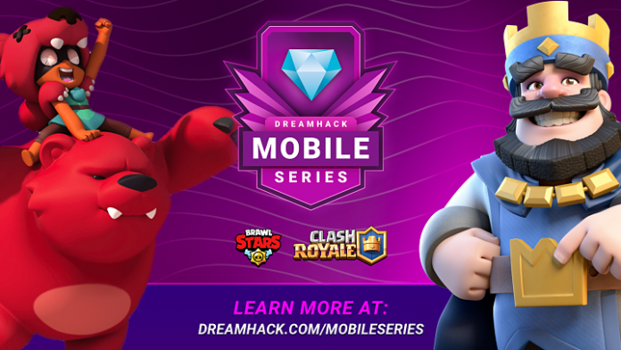 Portada Dreamhack Mobile Series