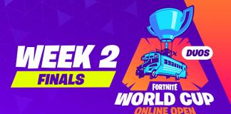 Fortnite World Cup Semana 2