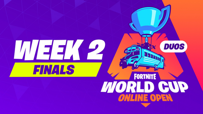 Fortnite World Cup Semana 2