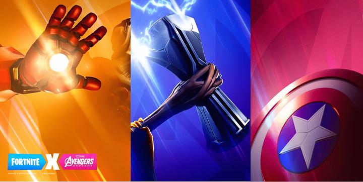 Fortnite x Avengers: Endgame