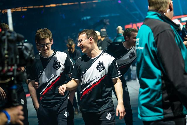 Perkz y Mikyx comentan el partido tras la victoria