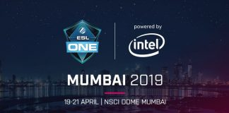 ESL One Mumbai Major 2019