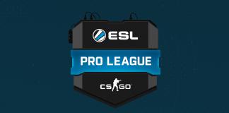 ESL Pro League 9 Header