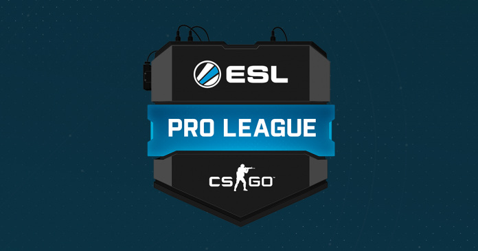 ESL Pro League 9 Header