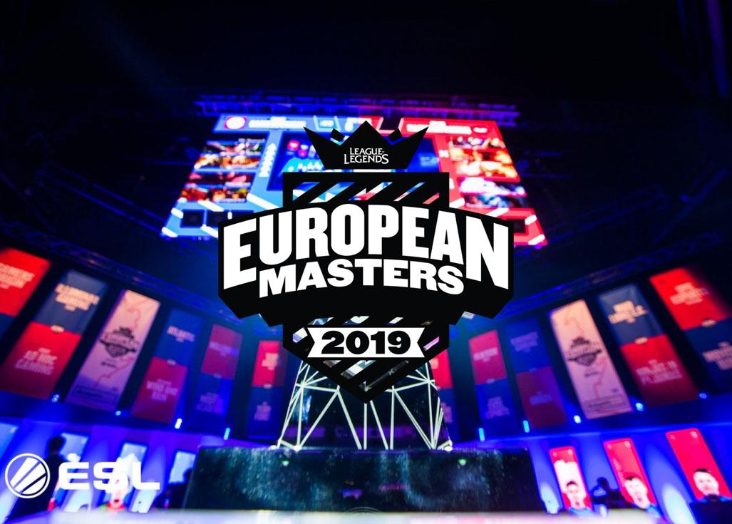 League Of Legends European Masters