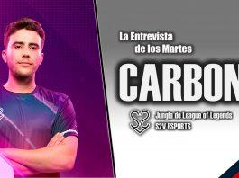Entrevista a Carbono, jugador de S2V.