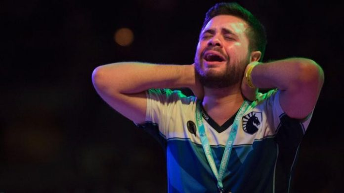 Hungrybox, jugador de Smash Bros. Melee