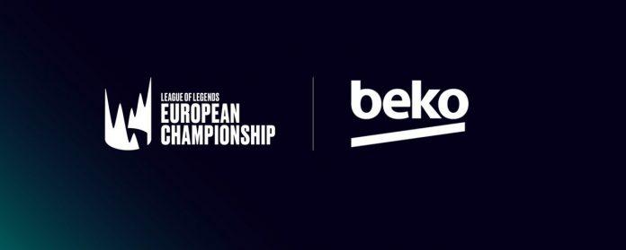 Acuerdo de patrocinio entre la LEC y Beko