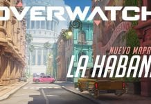 La Habana, nuevo mapa de Overwatch