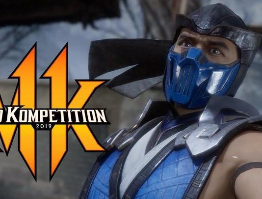 Mortal Kombat 11 Pro Kompetition