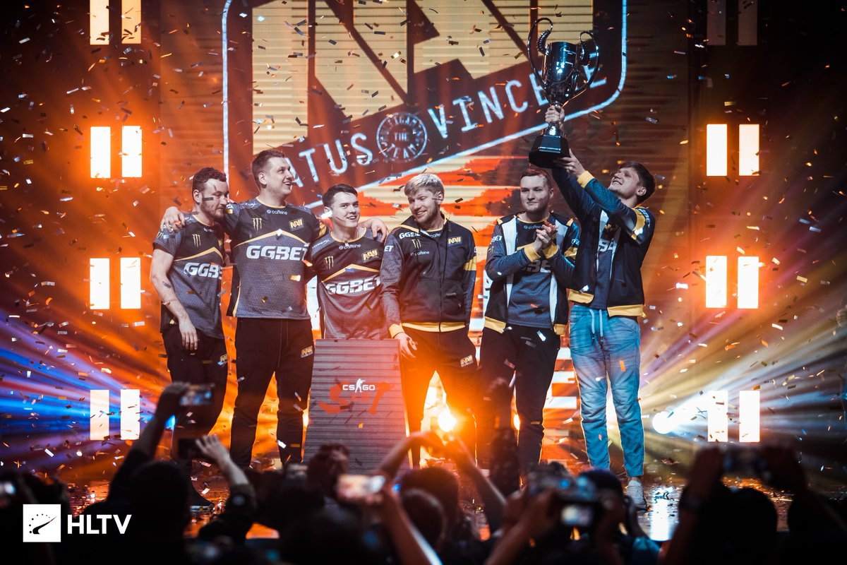 Natus Vincere, campeón de StarSeries i-League Season 7.