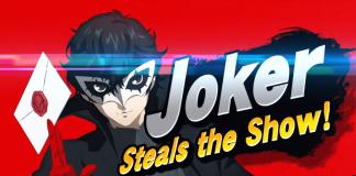 Joker, nuevo personaje de Smash Ultimate