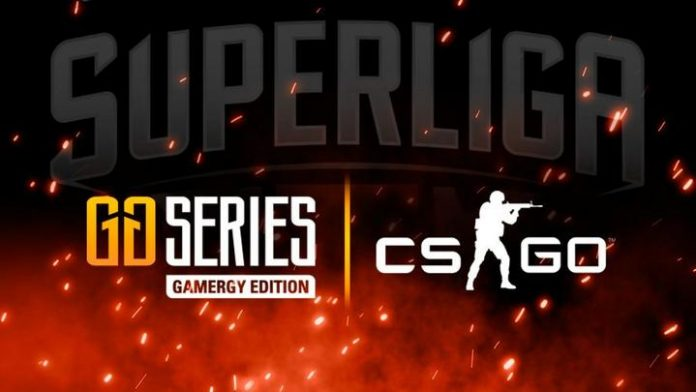 Superliga Orange CSGO GG Series