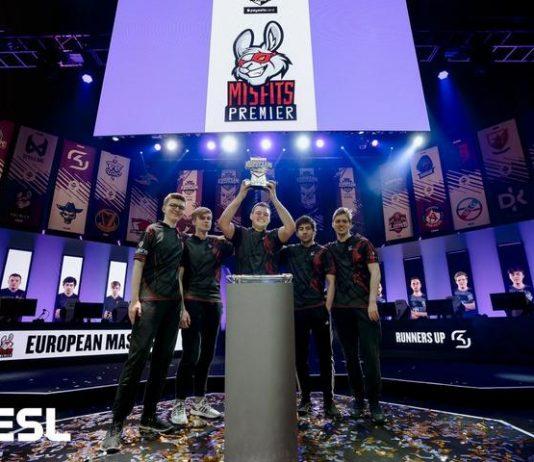 Misfits Premier levanta el título de EU Masters 2019