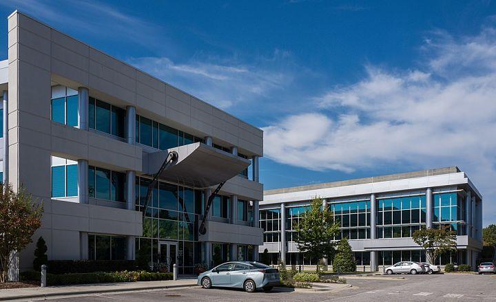 Edificio de las oficinas de Epic Games