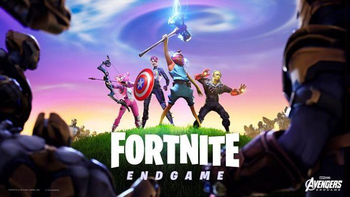 Fortnite Endgame, nuevo modo de juego de Avengers
