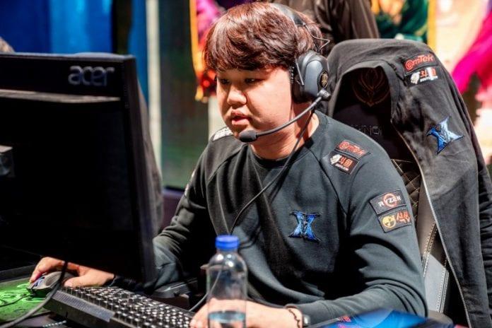 PraY, tirador coreano de League of Legends.