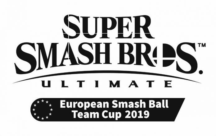 European Smash Ball Team Cup de Super Smash Bros. Ultimate