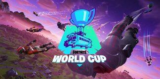 Bugs en la Fortnite World Cup