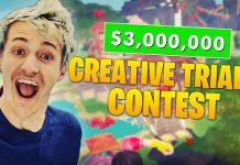 Torneo creativo de Ninja para ir a la Fortnite World Cup