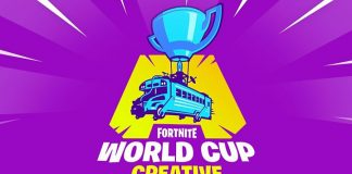 Fortnite World Cup modo creativo