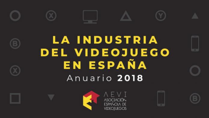 Informe anual de AEVI sobre la industria del videojuego en España 2018