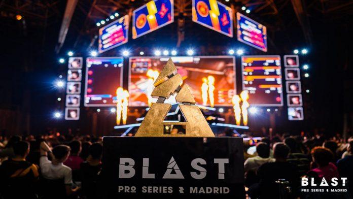 BLAST Pro Series Madrid.