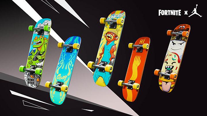 Nuevos skates de Air Jrodan