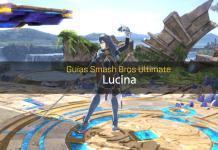 Smash Ultimate Lucina