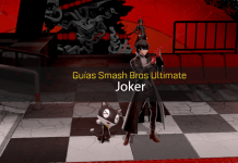 Guias Smash Bros Ultimate Joker