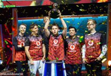 Mousesports campeón Dreamhack Open Tours