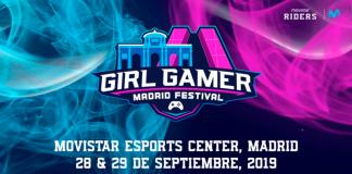 GIRLGAMER Madrid Festival, parada del GAMERGIRL Esports Festival