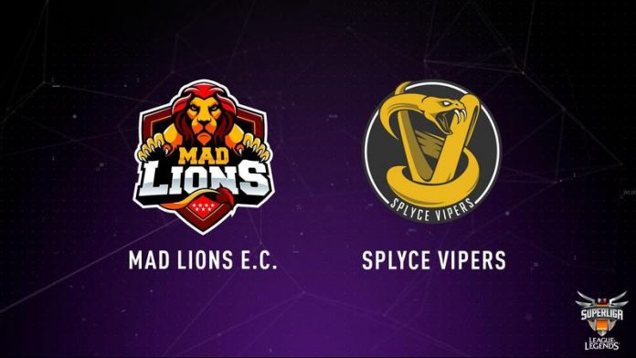 MAD Lions y Splyce Vipers