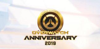 Overwatch Aniversario 2019