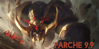 Parche 9.9 League of Legends