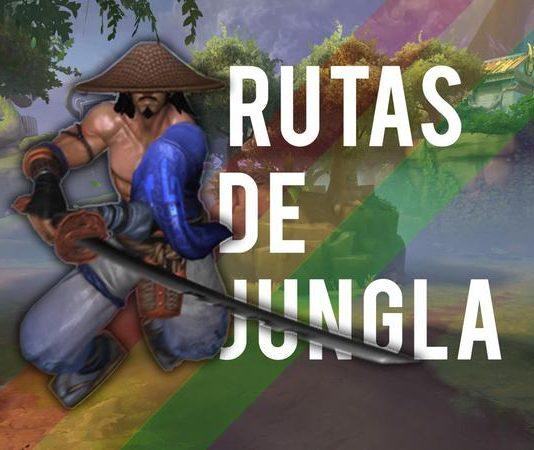 Rutas de jungla Smite