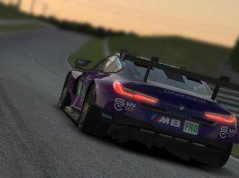 BMW M8 de S2V Esports
