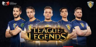 Team Queso League of Legends