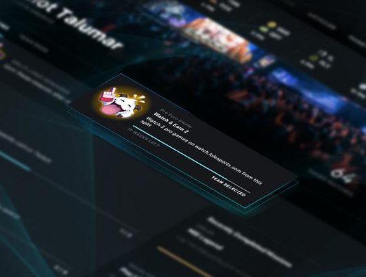 Misiones de League of Legends, pase de fan y de equipos