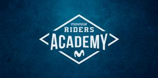 Logotipo de Movictar Riders Academy