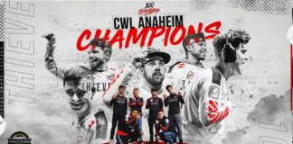 100 Thieves, campeones de CWL Anaheim