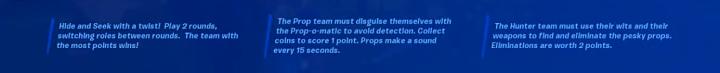 Normas y jugabilidad del Prop Hunt