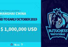 Torneo de Auto Chess de un millón de dólares