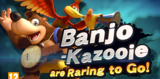 Banjo Kazooie Smash Ultimate